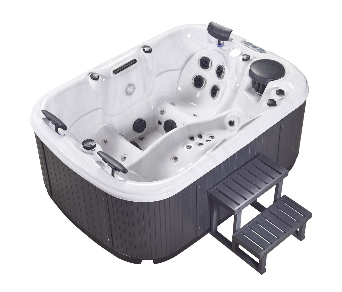 Hydrolux Hl 85 3 Seater Lounger Hot Tub Hydrolux Hot Tubs And Spas