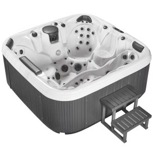 HydroLux Spas HL-100 5 Seater Lounger Hot Tub
