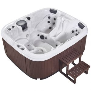 HydroLux Spas HL-86 Hot Tub